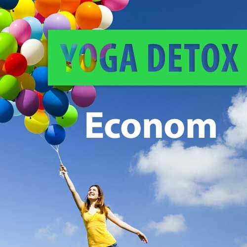Econom пакет Yoga Detox