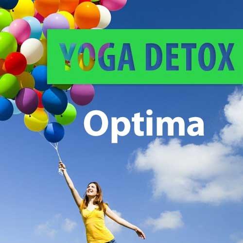 OPTIMA пакет Yoga Detox